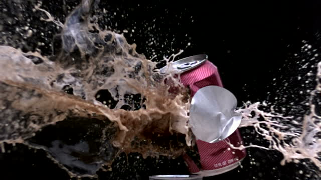 exploding can